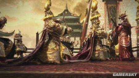 御龙在天 皇帝壁纸(就是皇帝拿印的那张.