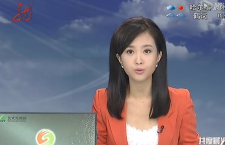 黑龙江电视台主持新闻主持人叫什么