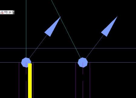 cad意思代表箭头标题_百度知道cad内容栏圆点图片