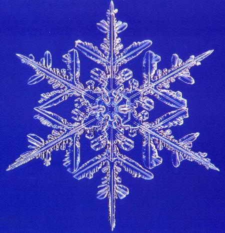 雪是怎么形成的_雪为什么会形成雪花那样的形状