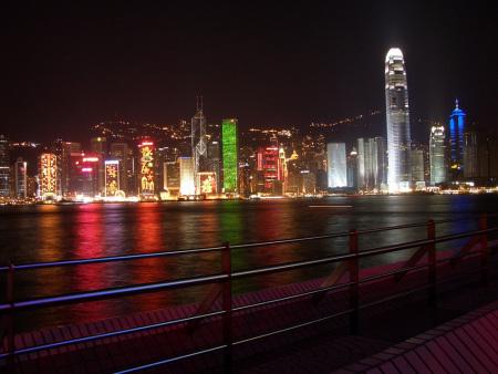 香港礹c._香港美景图片