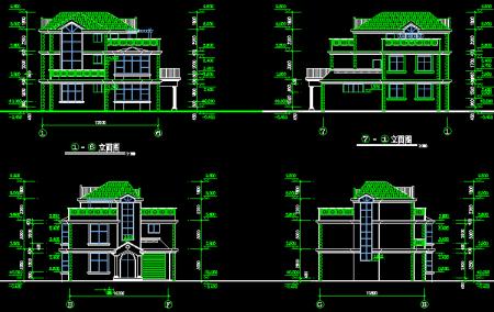 求cad图纸.农村盖房,一楼地基可以占100平方左右,坐南朝北方向图片