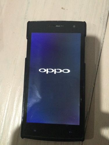 手机开机一直显示的是oppo的标志,总是开不了机图片
