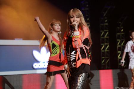 韩国四个女歌手的组合