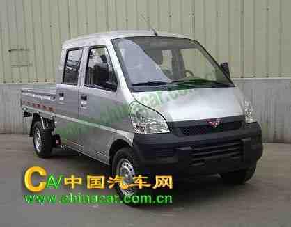 昌河福瑞达双排小货车现在多少钱高清图片