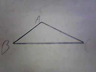 如图,画出点b到直线ac的垂线段图片