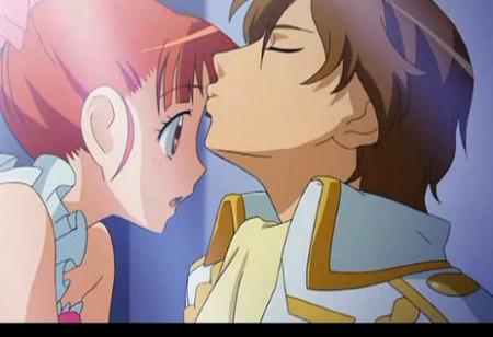 美妙旋律有接吻段吗