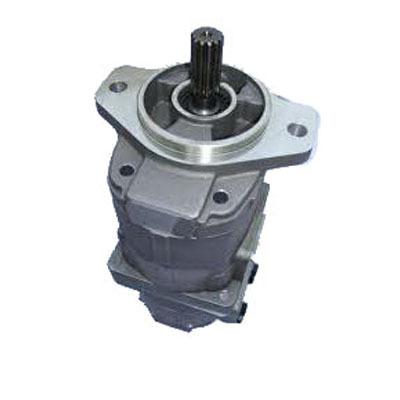 铲车液压泵可以做微型挖掘机吗?求解图片