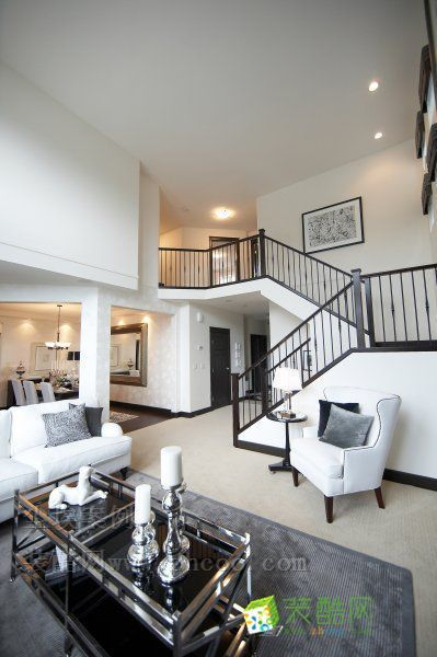 什么是跃式楼 跃式楼图片 跃式楼装修效果图 跃廊式住宅图片