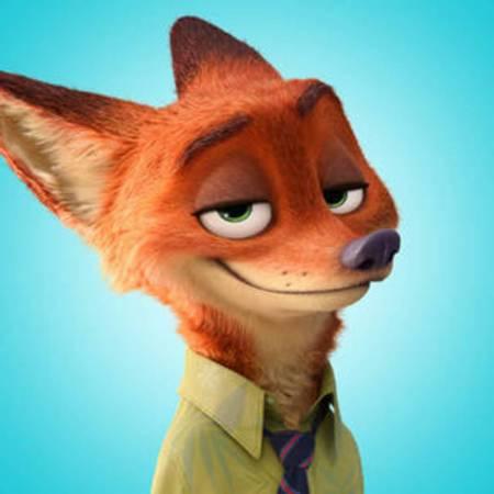 疯狂动物城里尼克狐的这个头像谁能搞来?图片