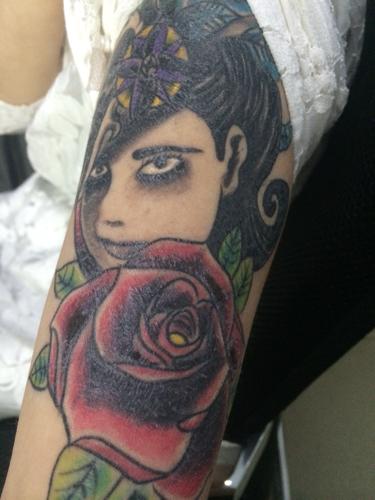 我想知道纹身是图片