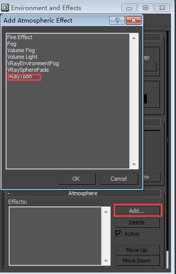 3dmax 怎样渲染黑色线条效果图?图片