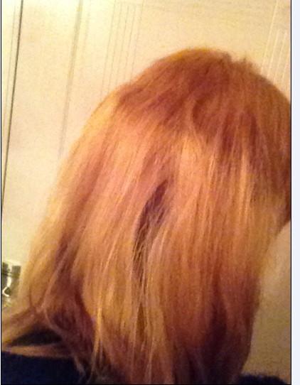 头发染花了,如图怎么办图片