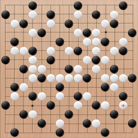 五子棋下了绝对防御阵以后如何下?图片
