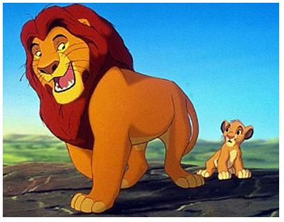意大利版《狮子王》中辛巴的两个弟弟怎么后来成了妹妹了?