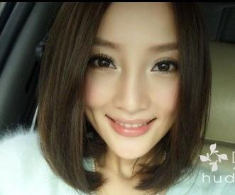 李小璐最新发型图片