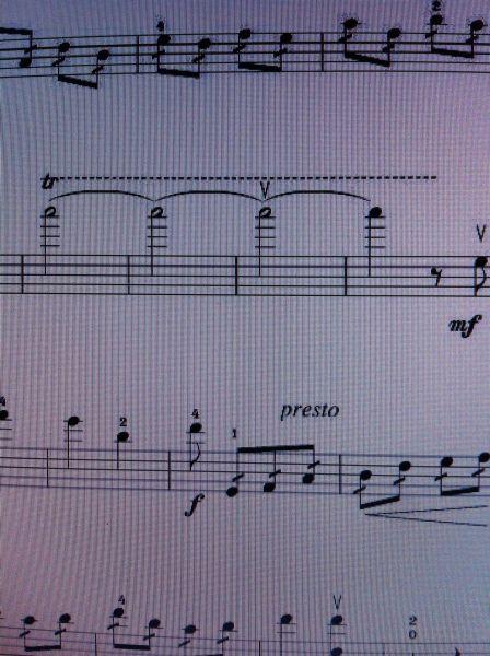 小提琴新春乐,求一个小时内解答,急图片