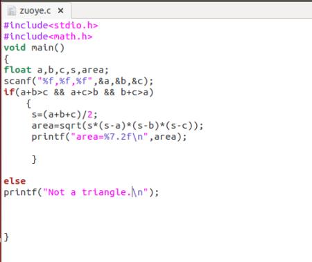 关于linux环境下uuntu使用gcc编译c语音