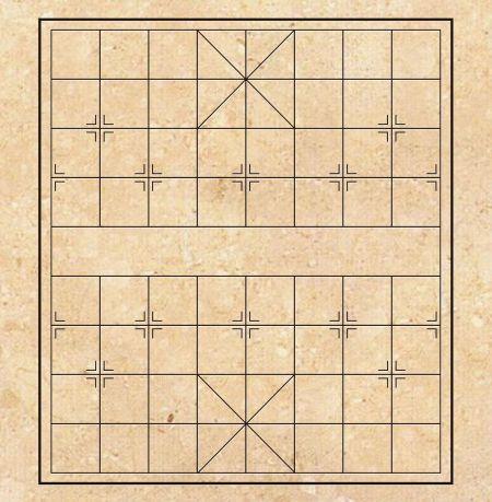 用ps绘制棋盘象棋,保证长度橱柜统一,且间距均匀(正方形)怎么制作线条六合无绝对图片
