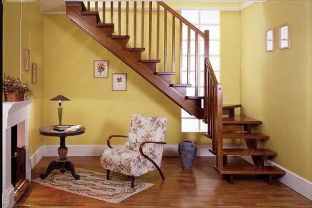 复式楼旋转楼梯信宜市报价图片