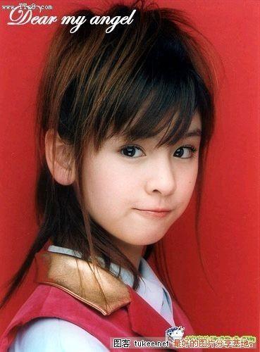 这个日本小美女是谁?要名字