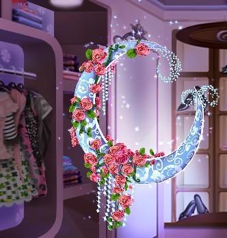 月上回廊新月如钩_10000新月如钩;; 新月如钩---华灯初放的北京新夜景;
