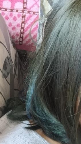 怎样能让刚染的头发迅速褪色