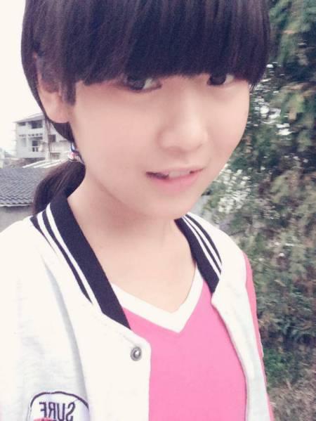 我喜欢那种 齐刘海 长头发 可爱 有时能撒娇 的女孩 从08年图片