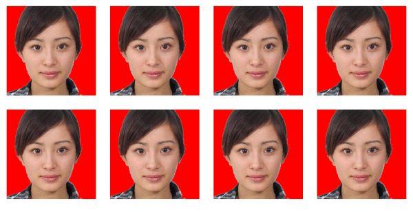 用PS自己做一寸红底照片如何操作图片