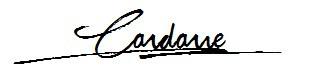 我的英文名是candance图片