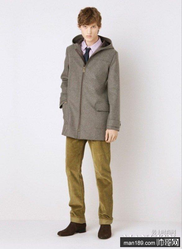 男士冬天怎么搭配衣服 高清图片