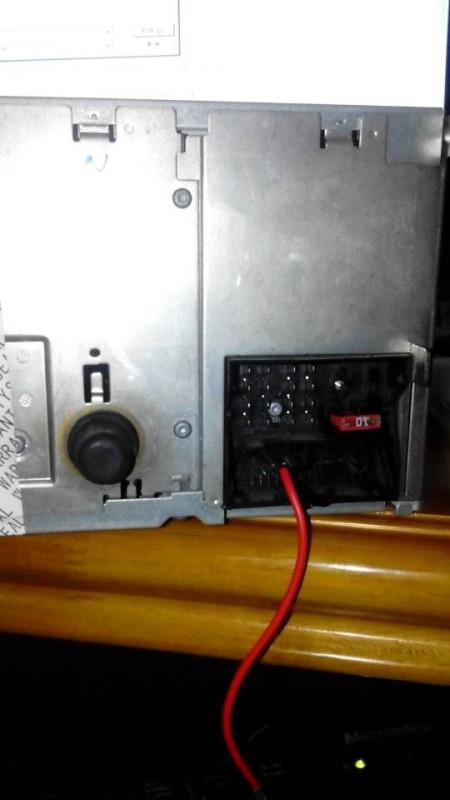 大众帕萨特领驭cd机怎么接线改家用高清图片