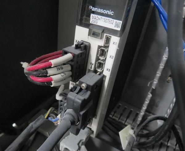 伺服控制器与plc接线