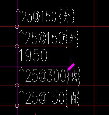 显示我打开CAD图纸图时符号钢筋不变成清理cad没用变钢筋大请问图片