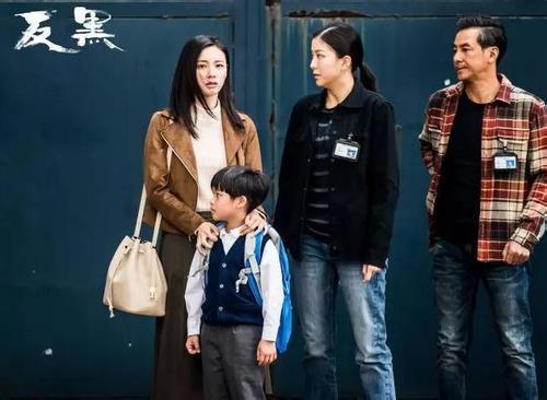 其次,整部剧中遍布了大量的香港演员.图片