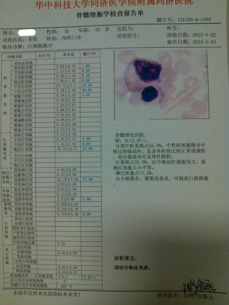 风湿免疫抗体十项检查