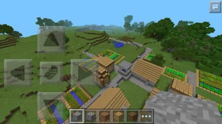 我的世界999村庄