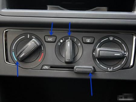 新桑塔纳汽车仪表盘里的温度是指的车内的温度还是水箱的高清图片