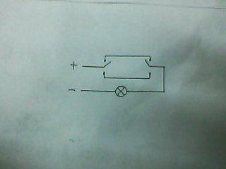 单开双控开关线路图 双开双控开关线路图 单线双控开关线路图图片
