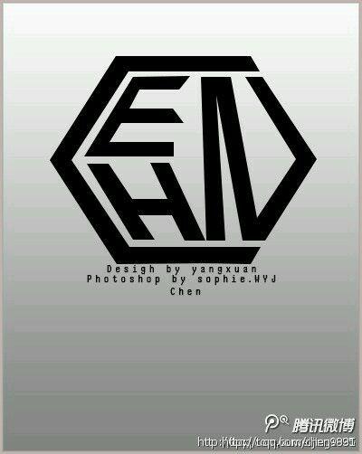 图片exo经纪人外国人看exo 求EXO十二人名字的标志.是