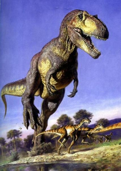 """动画片《恐龙世界》中,""""恐龙""""的名称是从何而来?图片"""