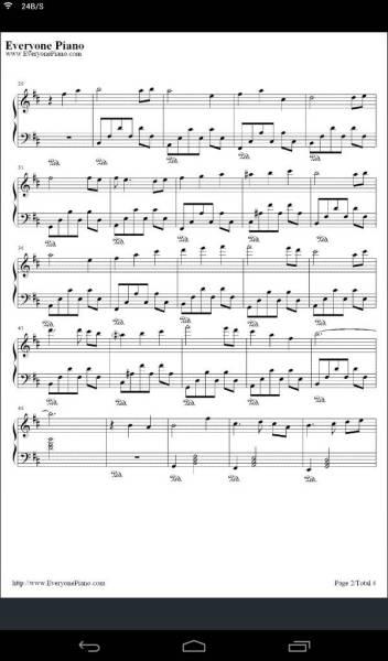 求一些好听纯音乐小提琴谱子图!图片