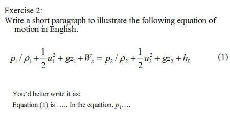 急求理科英语专业人才 有关图表描述和物理学公式 高分求用英文解答图片
