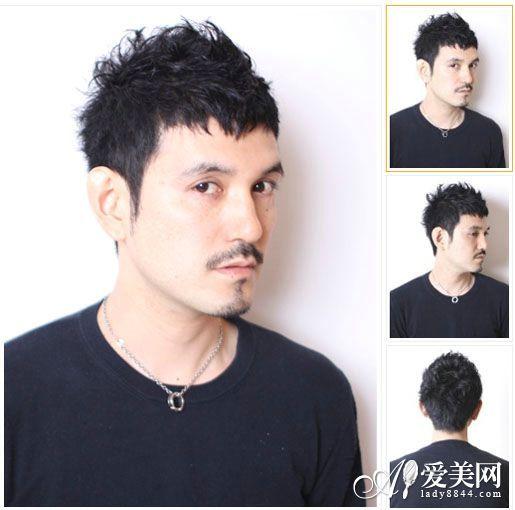 男生剪头正常头型,怎么和理发师专业术语说