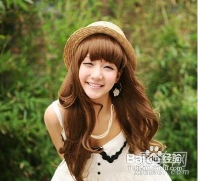 夏季脸大女生适合什么发型(2)图片