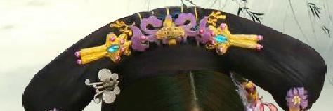谁知道在 后宫甄嬛传 中这个头饰是谁戴的 高清图片