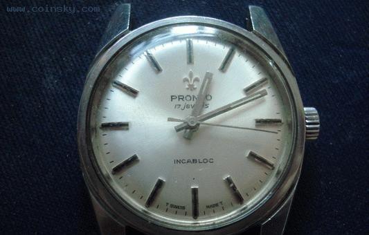 我这有一块pronto手表 高清图片